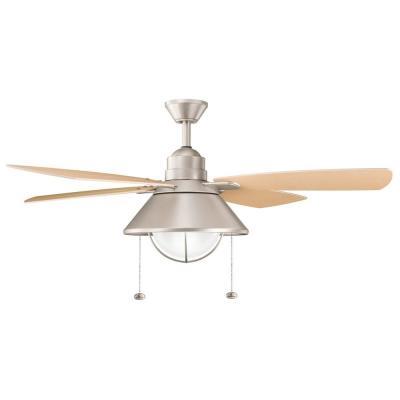 """Kichler Lighting 310131NI Seaside - 54"""" Ceiling Fan"""
