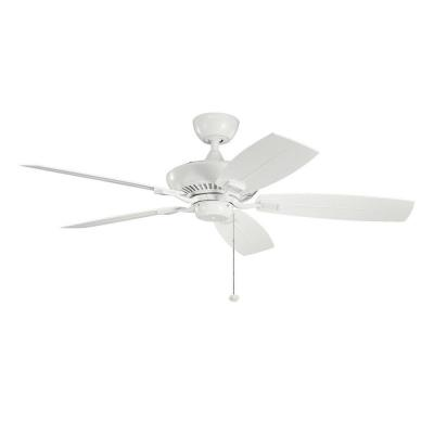 "Kichler Lighting 310192WH Canfield Patio - 52"" Ceiling Fan"