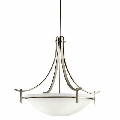Kichler Lighting 3279AP Olympia - Five Light Inverted Pendant