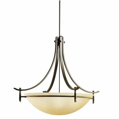 Kichler Lighting 3279OZ Olympia - Five Light Inverted Pendant