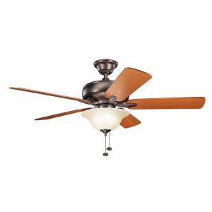 "Terra Select - 52"" Ceiling Fan with Light Kit"