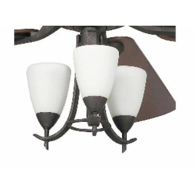 Kichler Lighting 380001 Olympia - Three Light Fan Kit