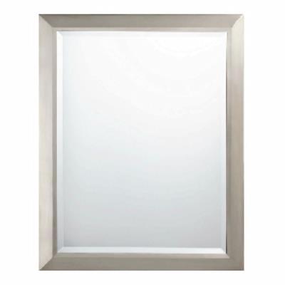 """Kichler Lighting 41011NI 24"""" Rectangular Mirror"""