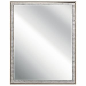 "Millwright - 30"" Square Mirror"