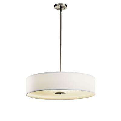 Kichler Lighting 42122NI Crystal Persuasion - Three Light Inverted Pendant