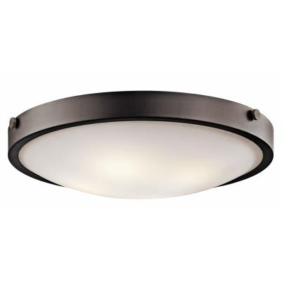 Kichler Lighting 42276OZ Lytham - Four Light Flush Mount