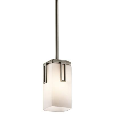 Kichler Lighting 42432AP Leeds - One Light Mini-Pendant