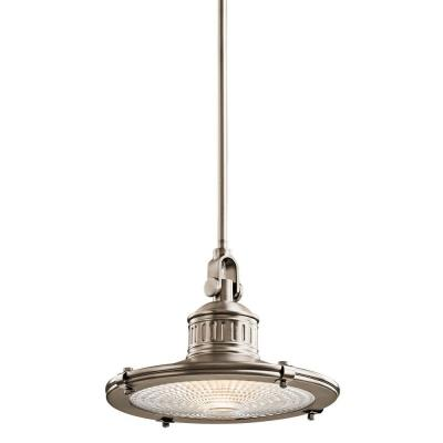 Kichler Lighting 42437AP Sayre - One Light Pendant