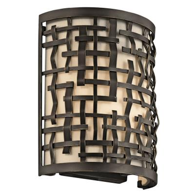 Kichler Lighting 43050OZ Loom - One Light Wall Sconce