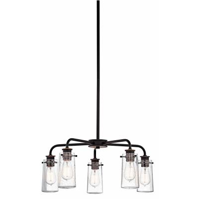 Kichler Lighting 43058OZ Braelyn - Five Light Medium Chandelier