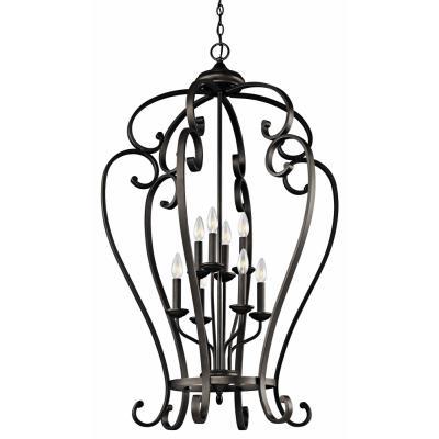 Kichler Lighting 43167OZ Monroe - Eight Light Foyer