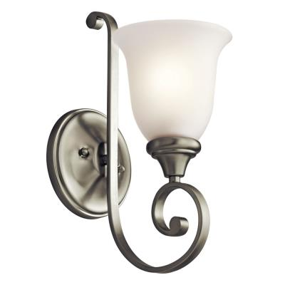 Kichler Lighting 43170NI Monroe - One Light Wall Sconce