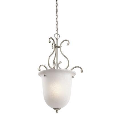 Kichler Lighting 43229NI Camerena - One Light Pendant