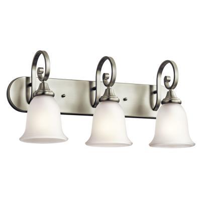 Kichler Lighting 45055NI Monroe - Three Light Bath Vanity