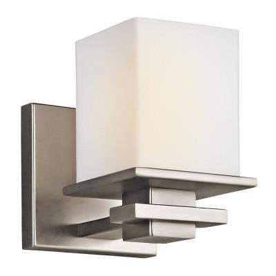 Kichler Lighting 45149AP Tully - One Light Bath Bar