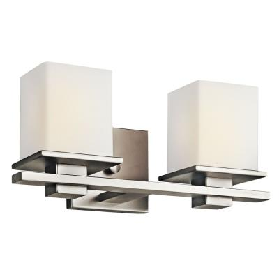 Kichler Lighting 45150AP Tully - Two Light Bath Bar