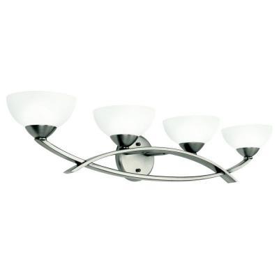Kichler Lighting 45164AP Bellamy - Four Light Bath Bar