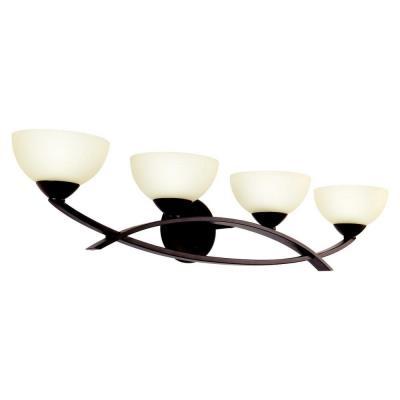 Kichler Lighting 45164OZ Bellamy - Four Light Bath Bar