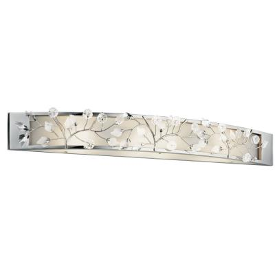 Kichler Lighting 45293CH Jardine - Four Light Bath Bar
