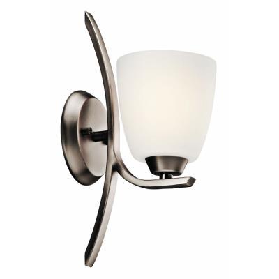 Kichler Lighting 45358BPT Granby - One Light Wall Sconce
