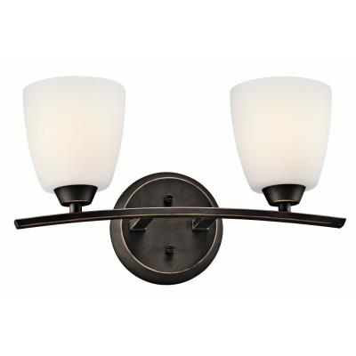 Kichler Lighting 45359OZ Granby - Two Light Bath Bar