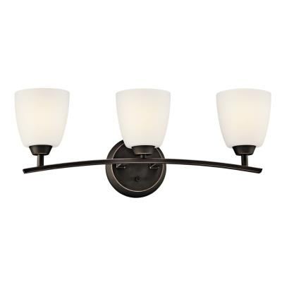 Kichler Lighting 45360OZ Granby - Three Light Bath Bar