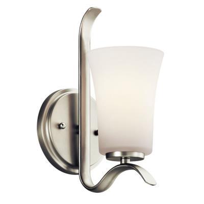 Kichler Lighting 45374NI Armida - One Light Wall Sconce