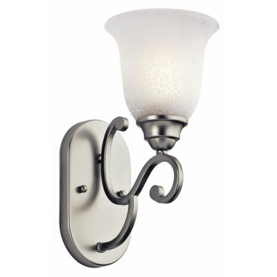 Kichler Lighting 45421NI Camerena - One Light Wall Sconce