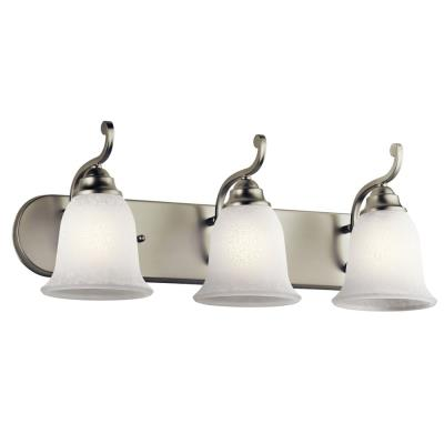 Kichler Lighting 45423NI Camerena - Three Light Bath Vanity