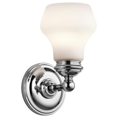 Kichler Lighting 45486CH Currituck - One Light Wall Sconce