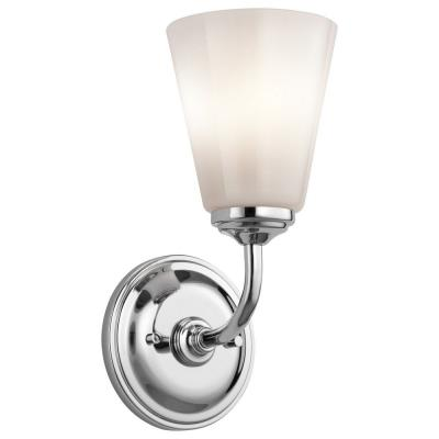 Kichler Lighting 45517CH Ashbrook - One Light Wall Sconce