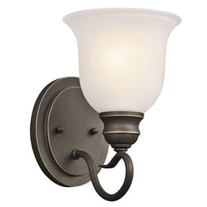 "Tanglewood - 9.25"" 9W 1 LED Wall Sconce"