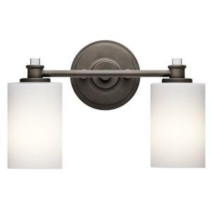 "Joelson - 14"" 18W 2 LED Swing Arm Bath Vanity"