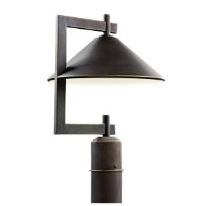 Ripley - One Light Outdoor Post Mount