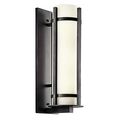 Kichler Lighting 49121AVI Camden - Two Light Outdoor Wall Mount