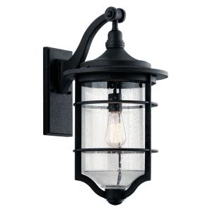 Royal Marine - One Light Large Outdoor Wall Sconce