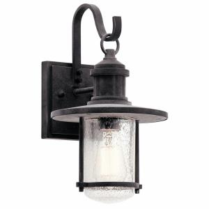 Riverwood - One Light Medium Outdoor Wall Sconce