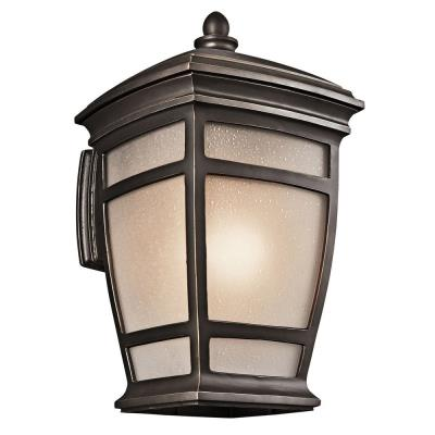 Kichler Lighting 49273RZ McAdams - One Light Outdoor Wall Sconce