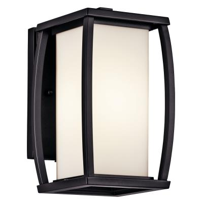 Kichler Lighting 49336AZ Bowen - One Light Outdoor Wall Lantern