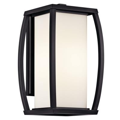 Kichler Lighting 49338AZ Bowen - One Light Outdoor Wall Lantern
