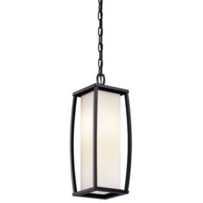 Kichler Lighting 49341AZ Bowen - Two Light Outdoor Pendant