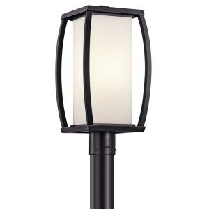 Bowen - One Light Outdoor Post Mount