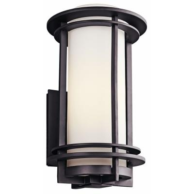 Kichler Lighting 49346AZ Pacific Edge - One Light Outdoor Wall Mount