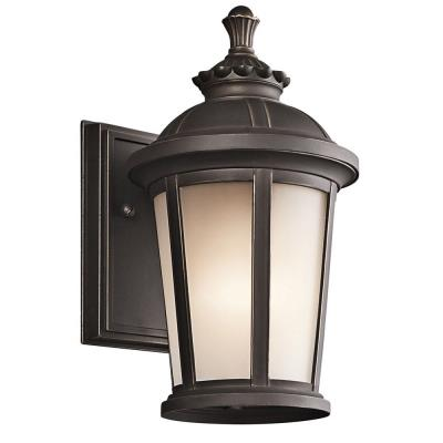 Kichler Lighting 49409RZ Ralston - One Light Outdoor Wall Mount