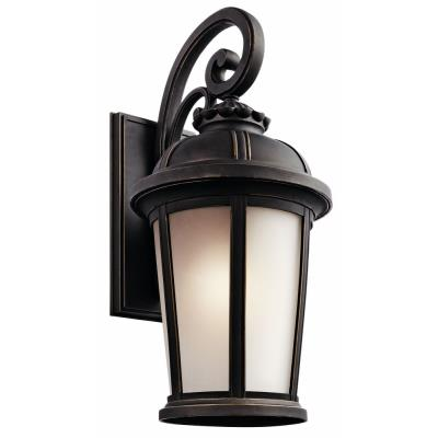 Kichler Lighting 49414RZ Ralston - One Light X-Large Outdoor Wall Mount