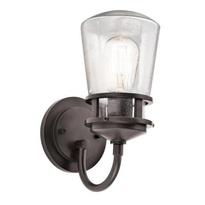 Kichler Lighting 49444AZ Lyndon - One Light Outdoor Wall Mount
