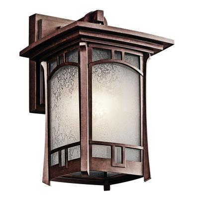 Kichler Lighting 49450AGZ Soria - One Light Medium Outdoor Wall Mount