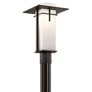 Caterham - One Light Outdoor Post Lantern