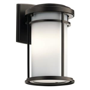 Toman - One Light Outdoor Small Wall Lantern