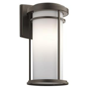 "Toman - 20"" 9W 1 LED Outdoor Extra Large Wall Lantern"